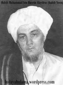 al habib muhammad bin husein alaydrus (habibneon)